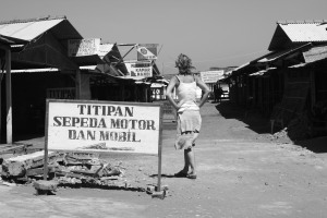 Indonesië, 2005, post-tsunami