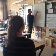 Meester Martin geeft ons uitleg.