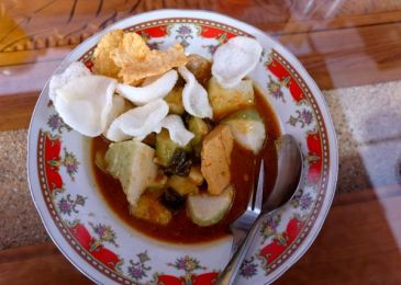Traditional dish, Cianjur