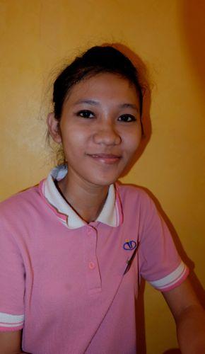 Miss.Shanti, Housekeeping, FMResort, Tangerang