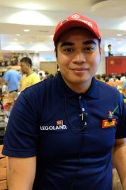 Mr. Perhati, Lego employee, Johor Bahru