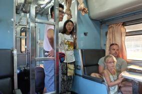 Nighttrain Bangkok-Chiangmai