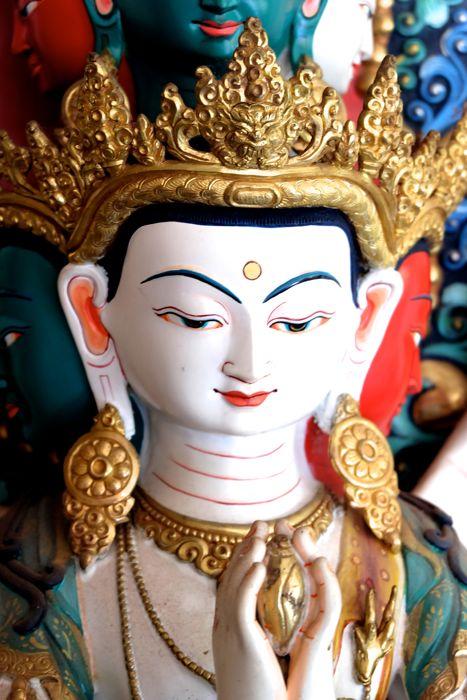 Brahma Vihara Ashrama Tempel, Lovina, Bali