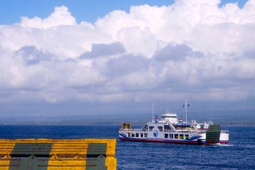 Ferry Gilimanuk- Java (1u)