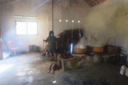 Palmsuiker maken op de traditionele manier
