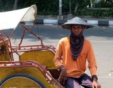 Becak-dude