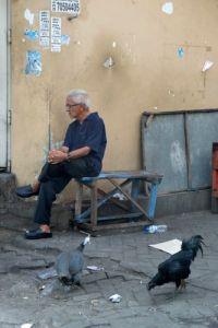 Old age in Surabaya