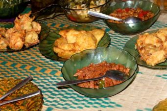 Even more traditional dishes, Cianjur