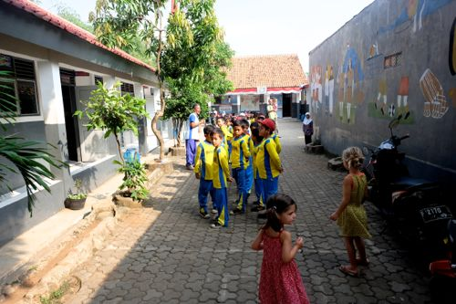Primary school, Cianjur