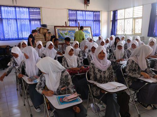 Secondary school, class '11'