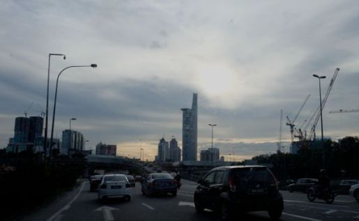 Drive to KL