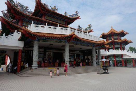 Chinese Buddhist Thean Hou Temple, Kuala Lumpur