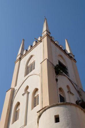 Saint Xavier's church