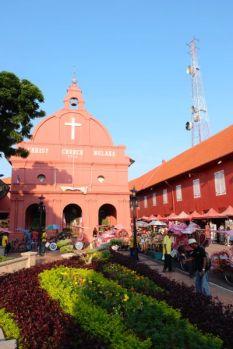 Unesco World Heritage, Malaka, Dutch Square