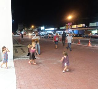 Dancing in the street, Taiping