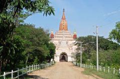 Ananda Patho: the most revered and preserved agoda. (1090-1105)