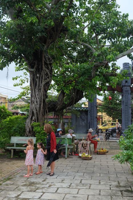 Boeddhist temple, Hoi An