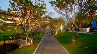 The Grand Luley, bij Manado