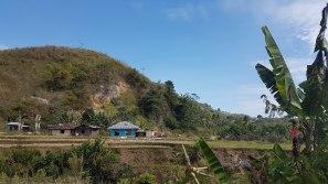 the village near Lian Bua