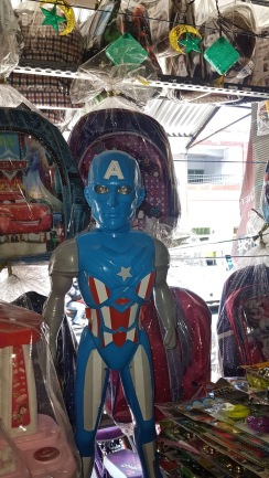 Ugliest Captain America ever!