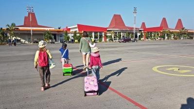 Tambolaka airport