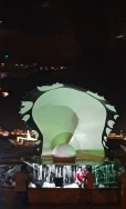 Pearl statue